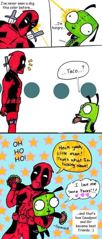 Tacos!!! - meme