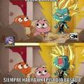 El increíble mundo de Dragonball