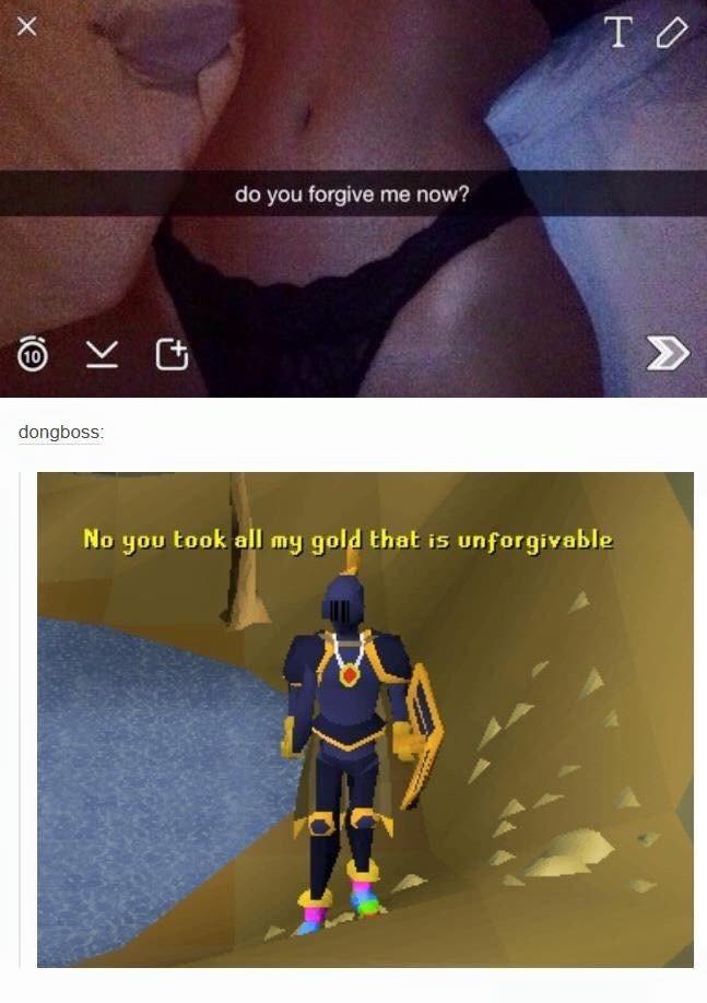 Not possible - meme