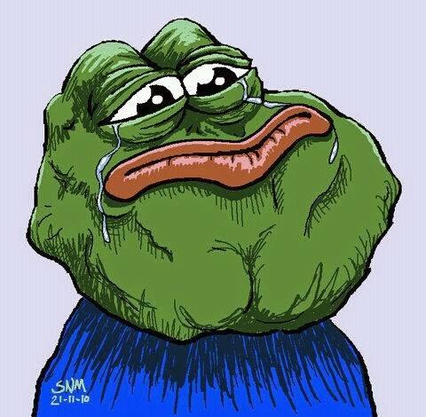 Pepe forever alone #2 - meme