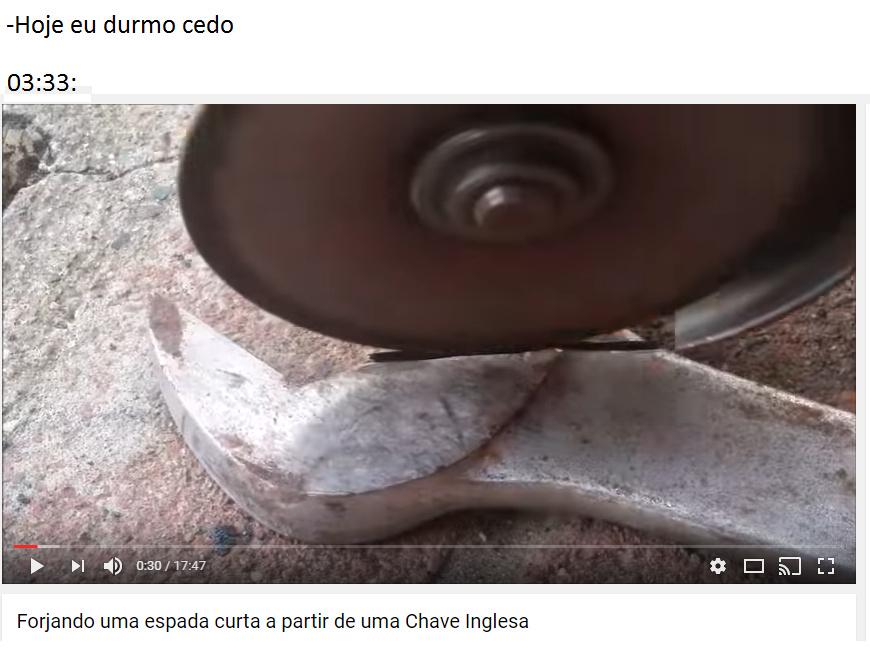 ESPADAS DE CURTO COMBATE!