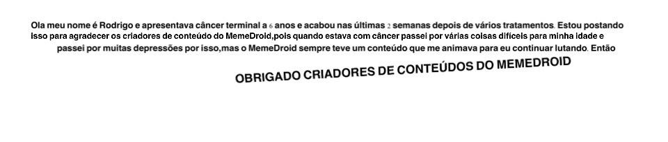 OBRIGADO - meme