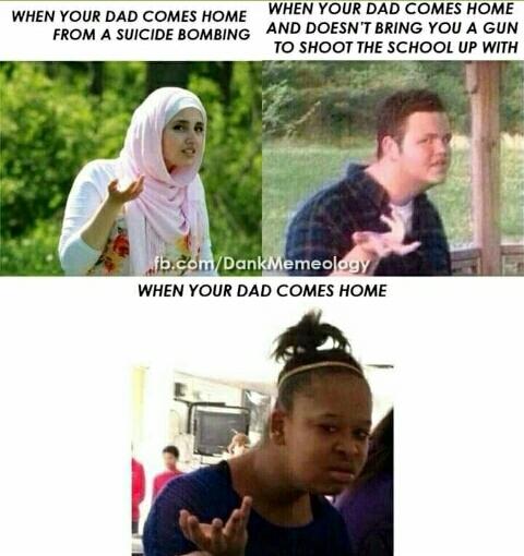 Casual racism - meme