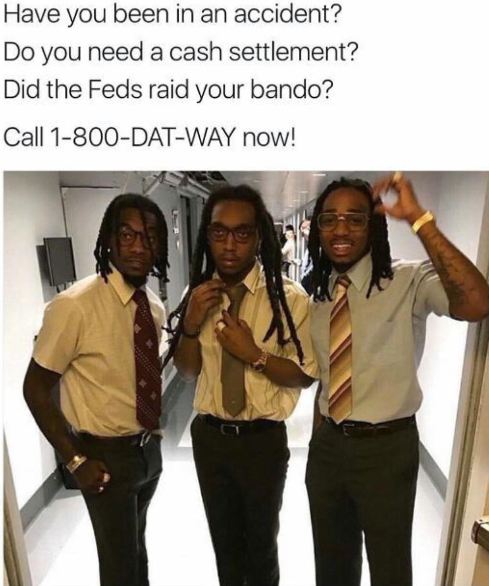 Migos Hotline - meme