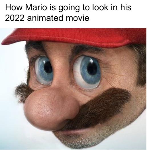 It's a Me Mario - meme