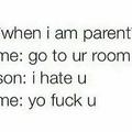 I am a parent and true.
