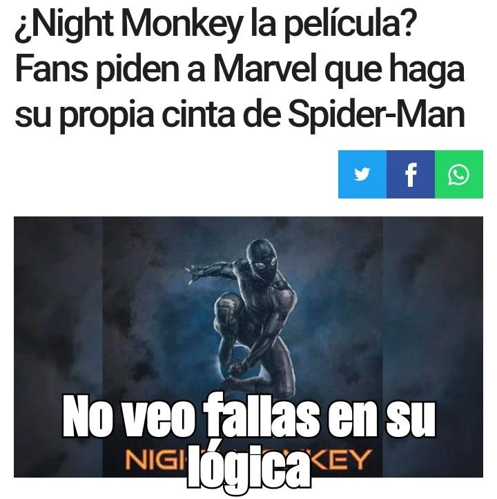 Spiderman y sus derechos - meme