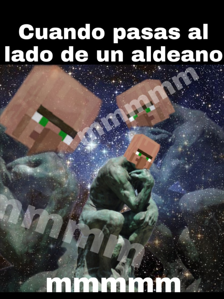 Mmmmm itensif - meme