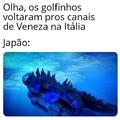 Chupa cu voltou a ser avistado aqui no Brasil