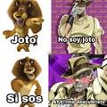 Joto's bizarre adventure