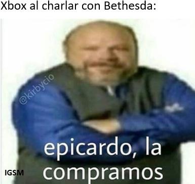 xbox be like - meme