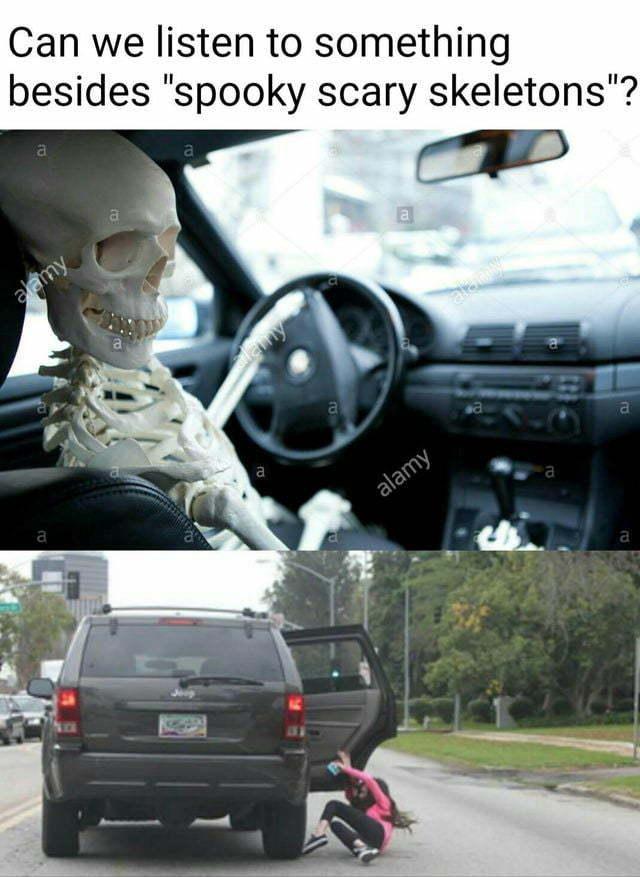 October 31 - meme