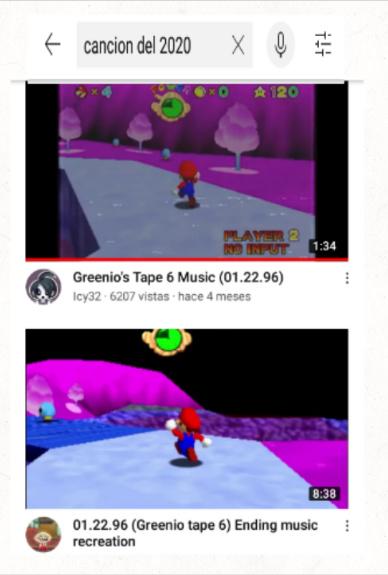 Para entender el meme busquen 01.22.96 music en YouTube