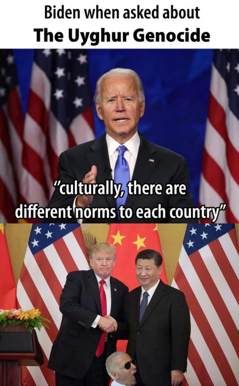 Just a cultural norm - meme