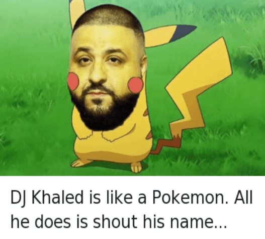 Favorite pokemon? - meme