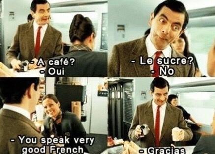 Bilingue en herbe - meme