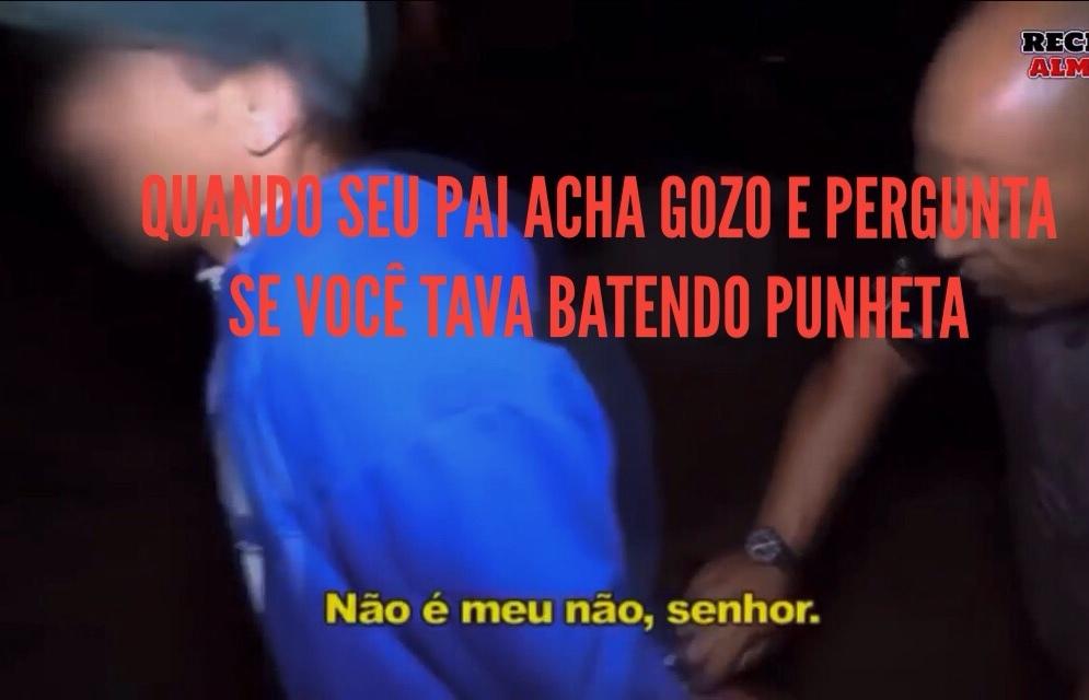 A CASA CAIU MOLEQUE - meme