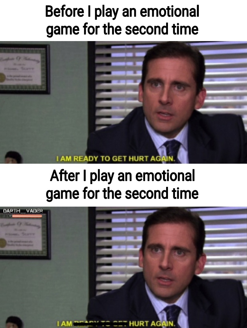 Just finished Life is Strange for the second time - meme
