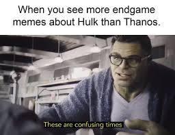 Professor hulk - meme