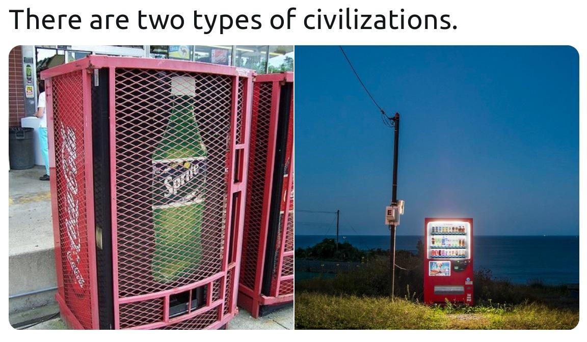 dongs in a soda - meme