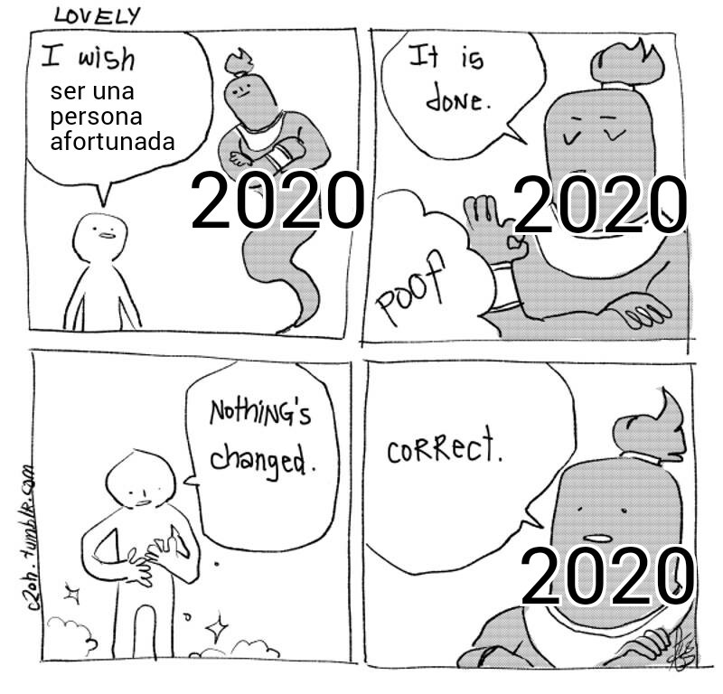 extraño a 2019 :( - meme