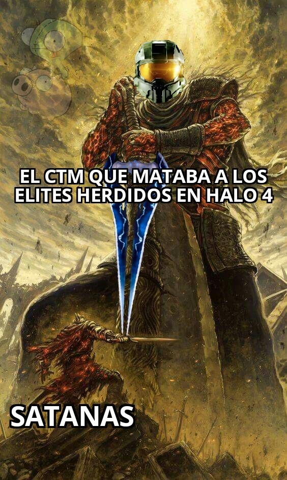 Pura Maldad - meme