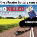Who killed the electric coc- I mean car...