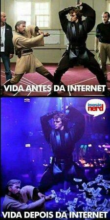 Sexy jedi (se for repost n passe) - meme