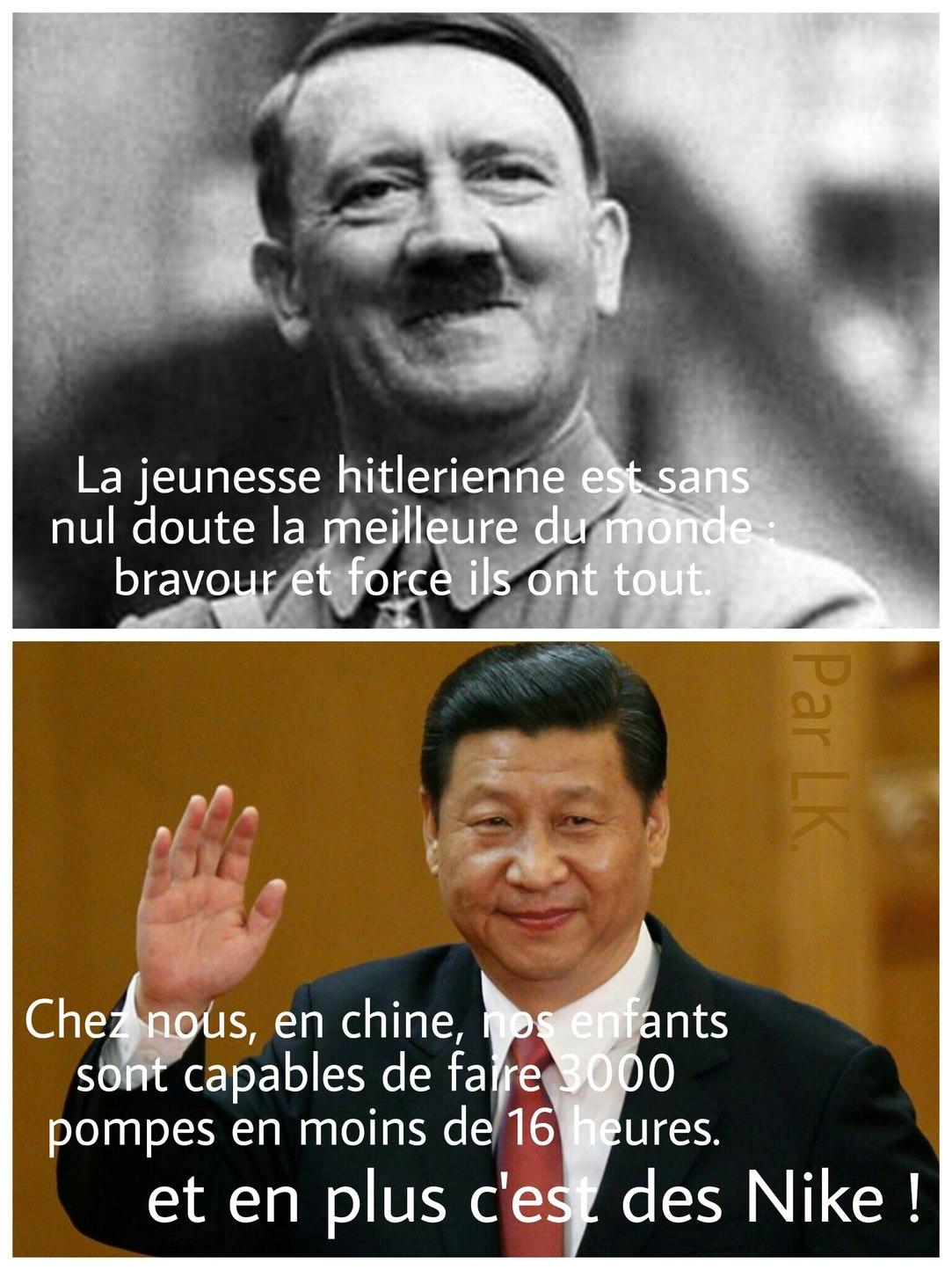 Adolf Jinping