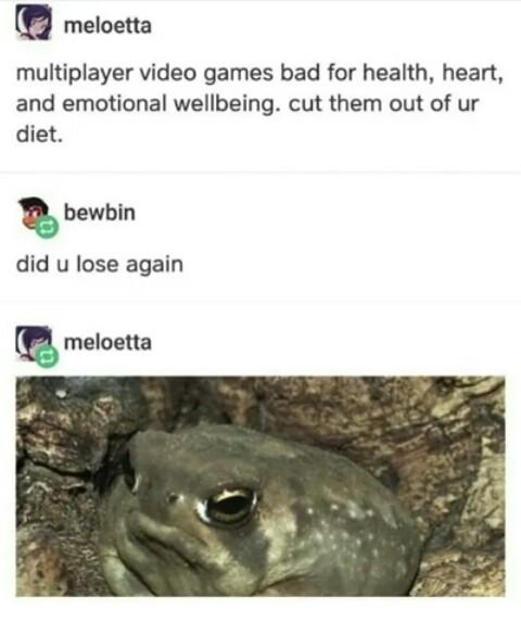 Multiplayer - meme