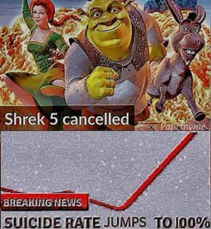 Shrek 4 smash - meme