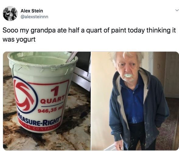 Grandmas out here wilin lmao - meme
