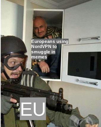 EU after Article 13 (2019, colorized) - meme