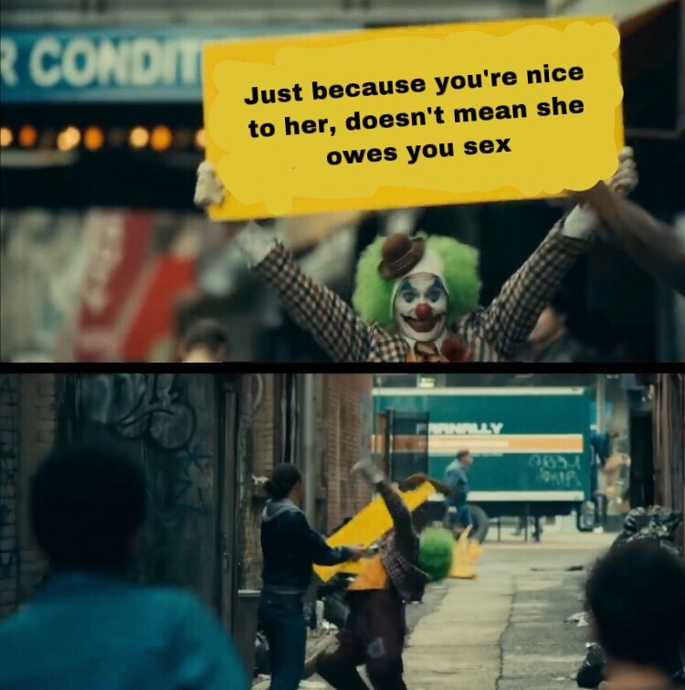 unpopular opinions. thnx to reverseflash for the new template - meme