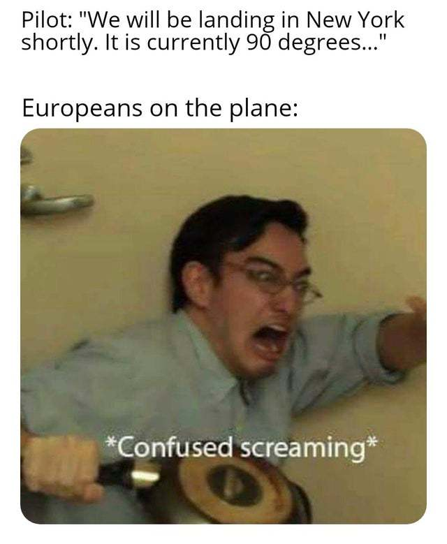 We will be landing in New York shortly - meme