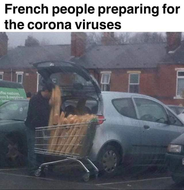 French love - meme