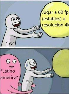 Me lo robe por que soy latinoamericano. - meme