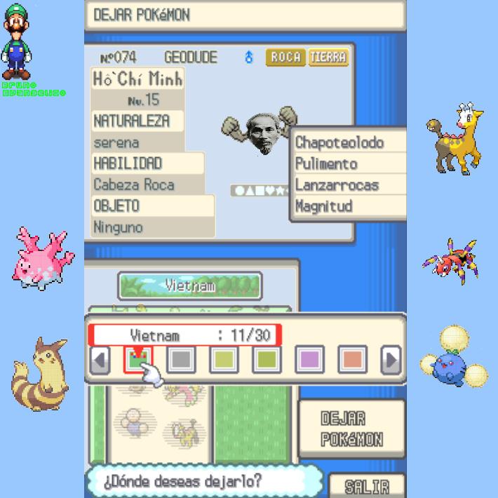 Me encuentro jugando esclaviza pelea mafia animal ficticio juego, o como lo llaman otros Pokemon - meme
