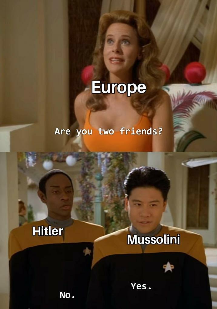 WWII meme