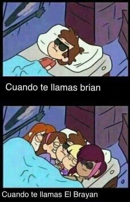 Brayan! - meme