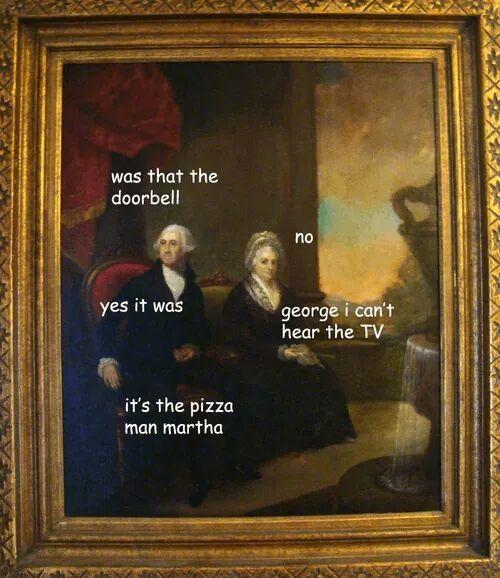 Paintings explained - meme