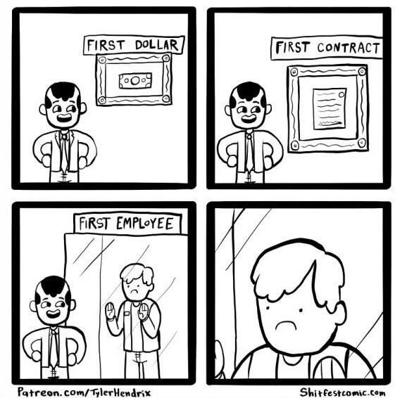 First - meme