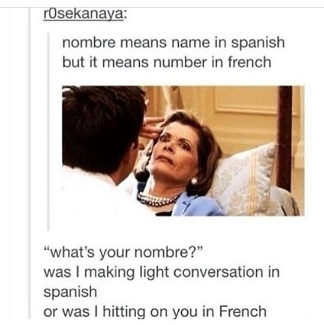 ¿Nombre Por favor? - meme