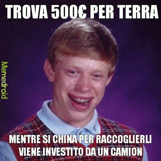 Viva la f..... fortuna - meme