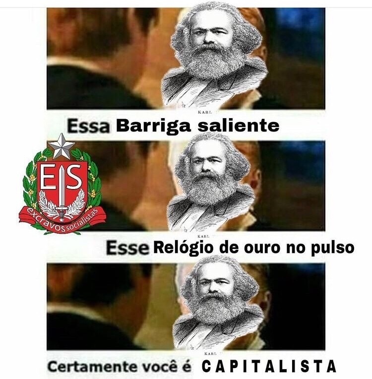 Hurr durr comunismo nao funsiona - meme