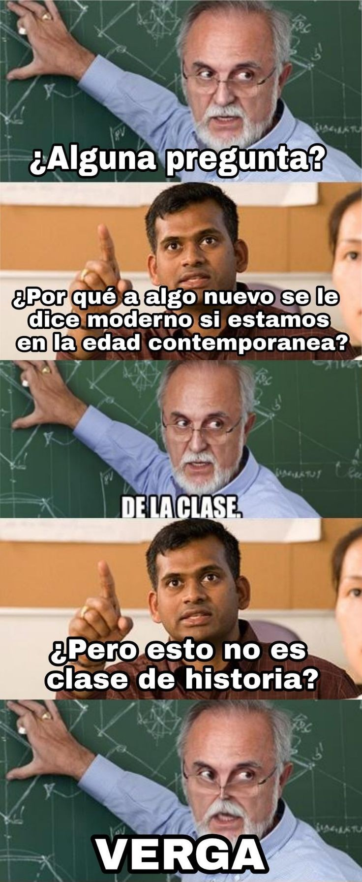 Moderno - meme
