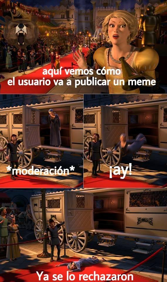 La historia de muchos - meme