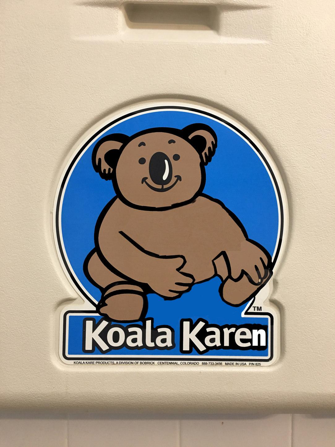 Koala Karen - meme