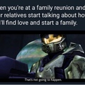 My first time playing Halo was CE on the PC.