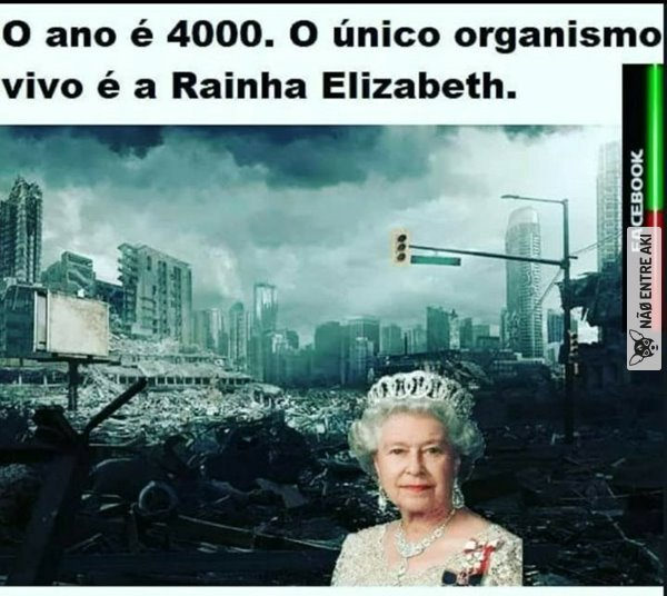 save the queen porra - meme